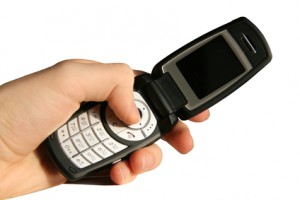 old phone 4
