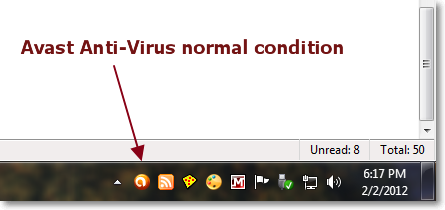 avast-normal-condition